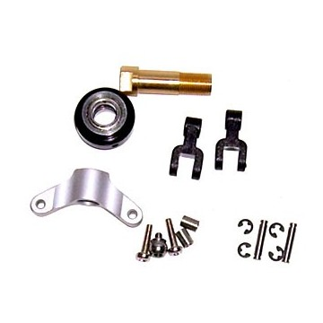 GUNDAM HGUC MS-06 ZAKU II MODEL KIT 1/144