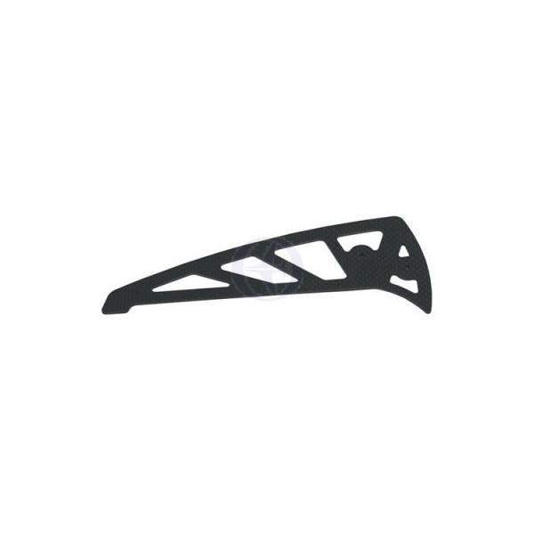 Carbon Fiber Tail Blade T-Rex 500.