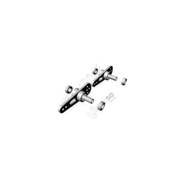 Suburban Propane - 1923 Chevy Series D 1 Ton Pick Up Truck hauling Propane tanks