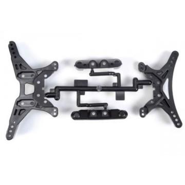 Batman the bat plane The Dark Knight Rises nero 1:50 HotWheels Elite One