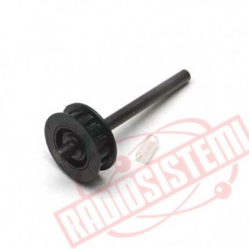 Mini 4WD Toyota Hi-Lux Monster Racer 1/32