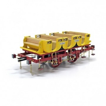Morser Karl & Railway Transport 1/144