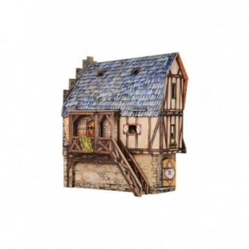 COX P-51 Mustang 3 Canali AFR