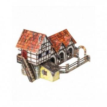 REV LaFerrari Kit di Modello in Plastica, Scala 1:24