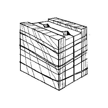 Modelcraft - Lama dritta (x5) - Per il numero 2 & 5