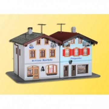 Tubo di alluminio 9.0 x 300 mm (1 pz.)