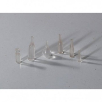 Modelcraft - Lama storta (x5) - Per la numero 1 manico