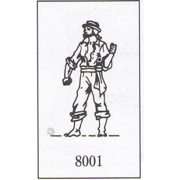 Diabolik e Eva porta chiavi