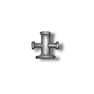 Pinion Bevel Gear w/ Axle