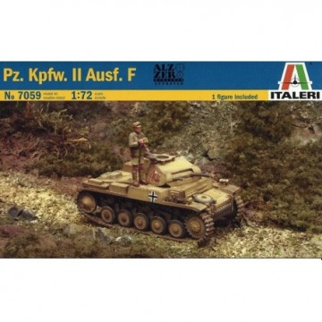 WWII Russian Infantry 1/72