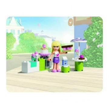 Woodcraft Construction Kit - Hely (colorato)
