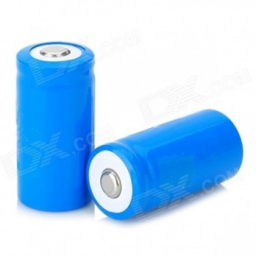 FT Blue Aluminum Shock Bushing, standard