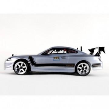 Lanterna In Plastica Con Porta Batterie