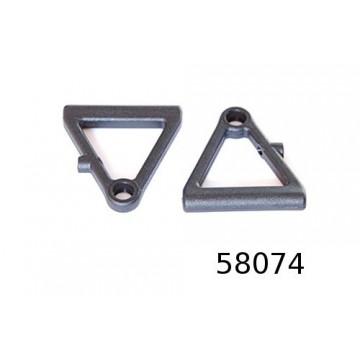 Gomma  con cerchio, la coppia 1/10 colore assortito