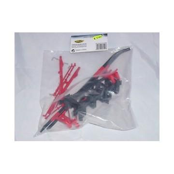 REV Esercito Tedesco Forze di reazione 1:72 Figure in plastica